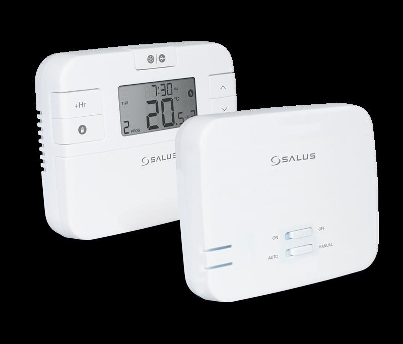 salus wireless thermostat rt510rf plumbbox. Black Bedroom Furniture Sets. Home Design Ideas