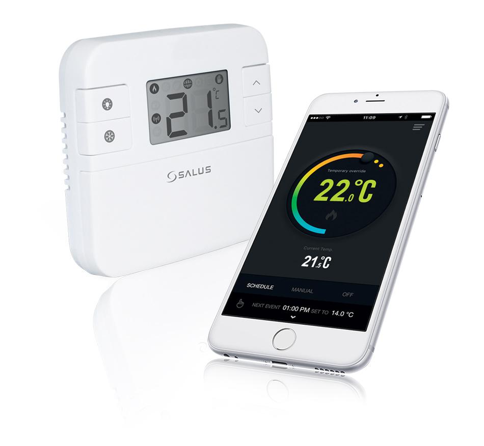 Salus Thermostat 310i