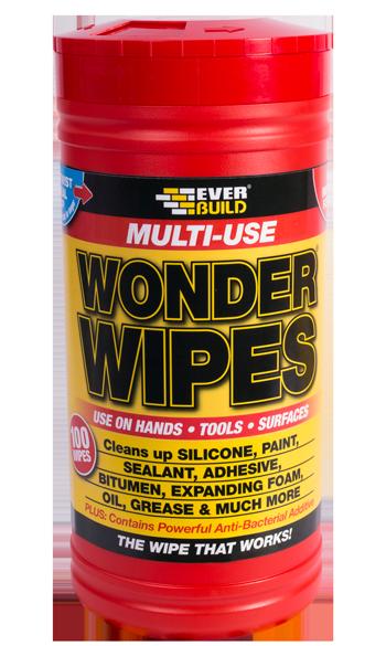Multi Use Wonder Wipes Plumbbox