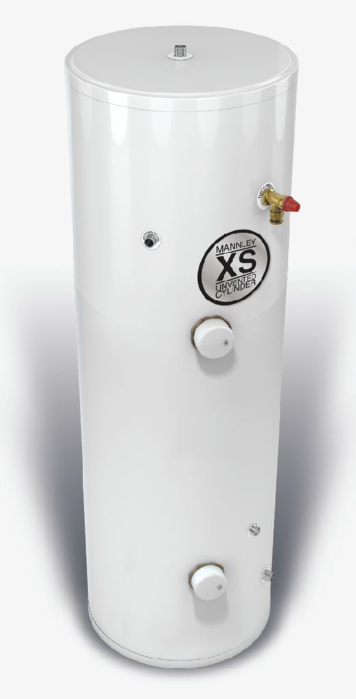 Mannley XS Direct Unvented Cylinder - PLUMBBOX